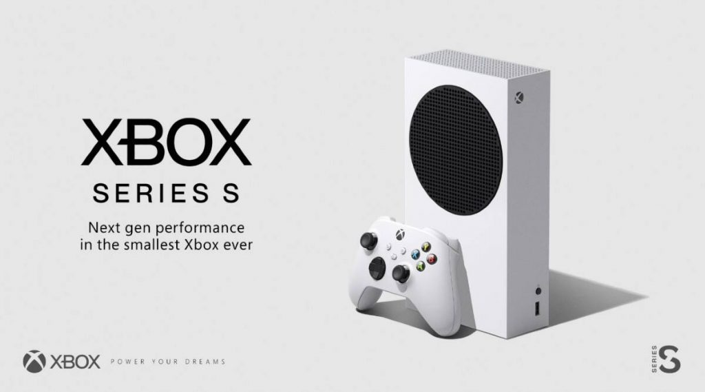 Microsoft Announces New Smallest Ever Xbox, 'Xbox Series S'