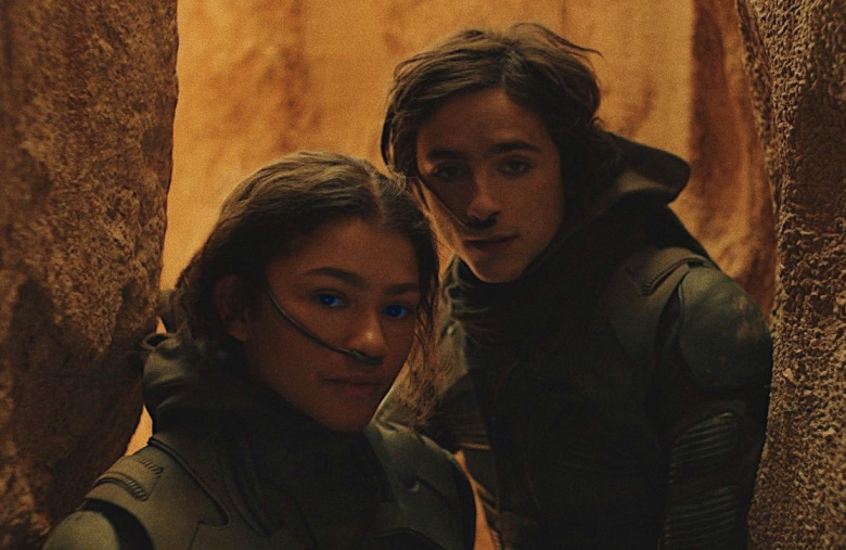 The First Trailer for Dune Has Arrived