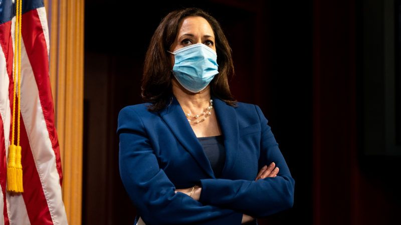 Kamala Harris Cancels Campaign Travel After Two People Near Her Test Positive For COVID-19