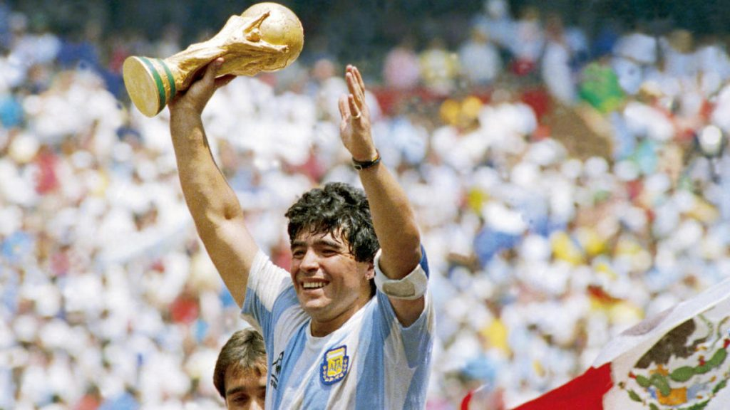 Argentina Soccer Icon Diego Maradona Has Passed Away At 60