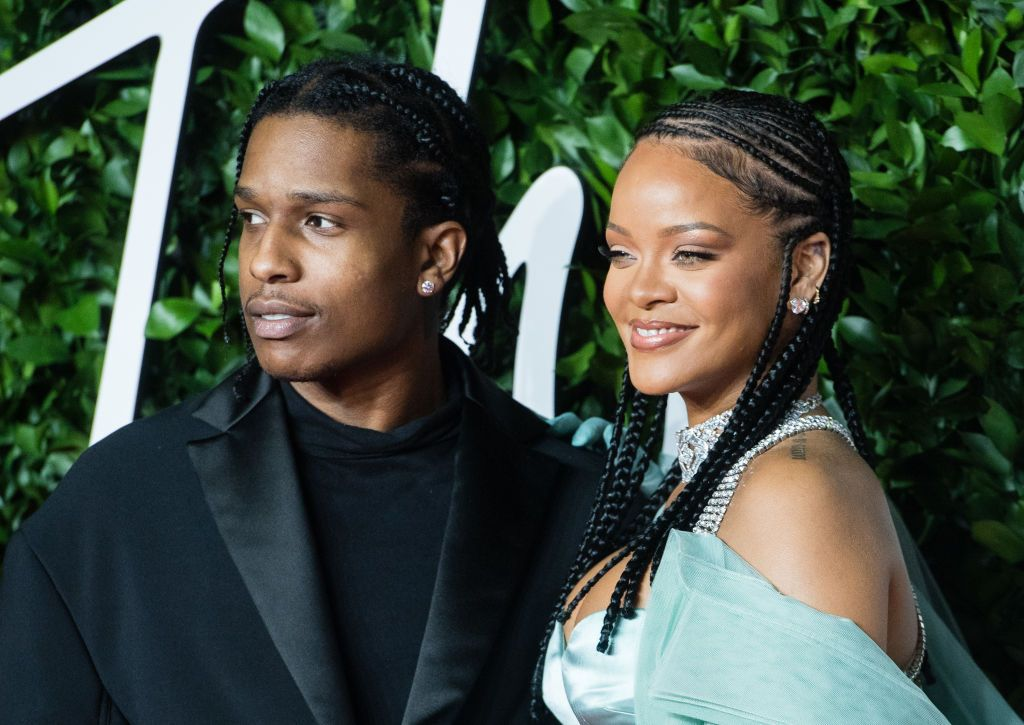 Rihanna and A$AP Rocky Are Allegedly Dating