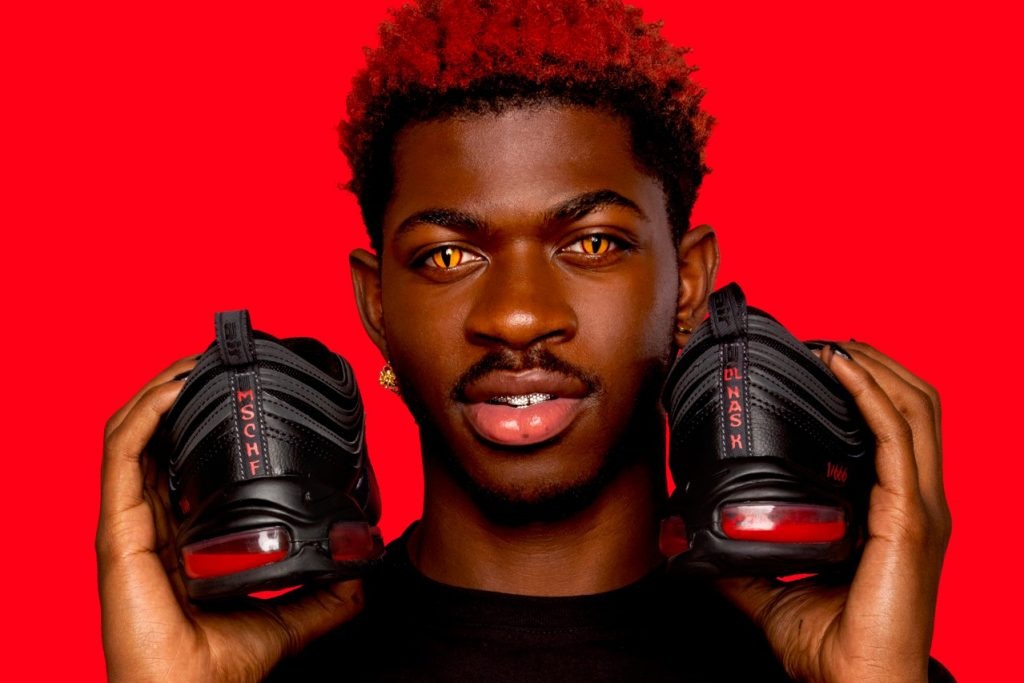 Nike Files Trademark Infringement Lawsuit Against Designer of Lil Nas X's 'Satan Shoes'