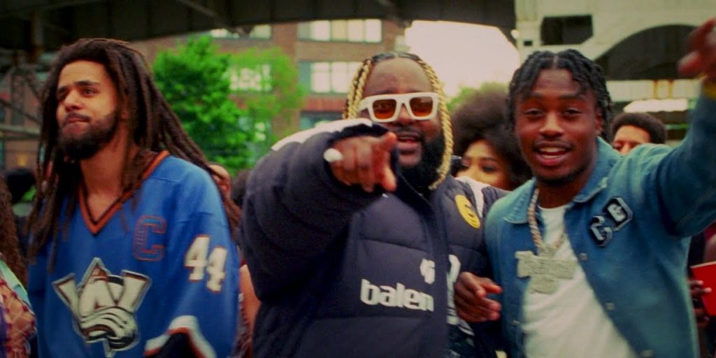 Bas Drops 'The Jackie' Video with J. Cole and Lil Tjay