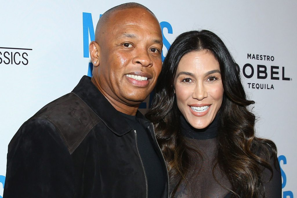 Dr. Dre to Pay Ex-Wife $300,000 in Monthly Spousal Support