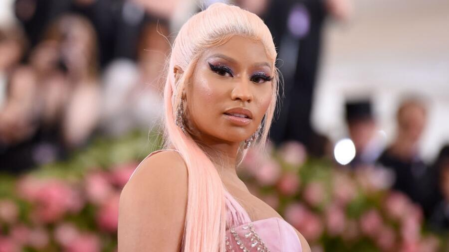 Nicki Minaj Fires Back After White House Says They Didn't Invite Her