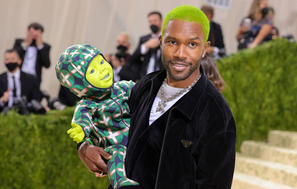 """Frank Ocean is Reportedly """"Shopping"""" His New Album to Labels"""